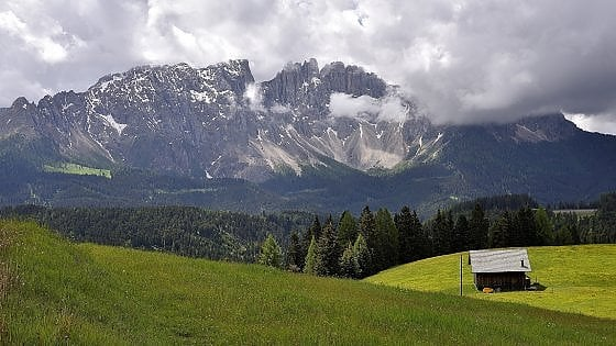 Dolomiti, un nuovo sito per esplorarle anche a casa