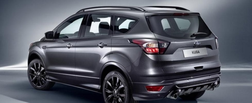 Ford Kuga St Lamica Delle Curve