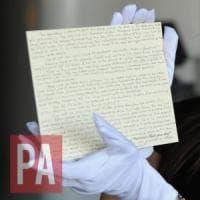 Gb, rubato raro manoscritto sul
