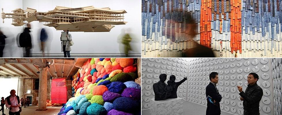 Biennale 2017: l'arte, un'esperienza viva