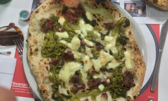 Bella Napoli, la pizzeria di provincia dove l'attenzione al passato è avanguardia