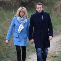Tenero e spietato, documentario svela Macron dietro le quinte
