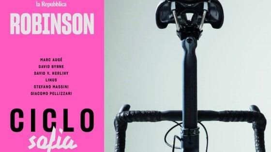 """Bici, che passione. La racconta """"Robinson"""""""