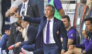 """Fiorentina, Paulo Sousa: """"Orgoglioso di questi ragazzi"""""""