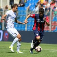 Crotone-Udinese, il film della partita