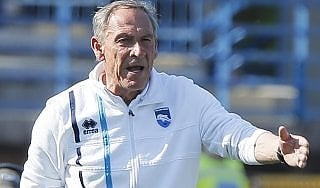 """Pescara, Zeman: """"Ci siamo fatti male da soli come al solito"""""""