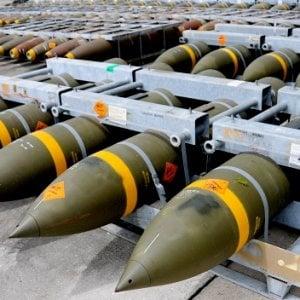 """""""Basta con le esportazioni di bombe dalla Sardegna in Arabia Saudita e Yemen"""""""