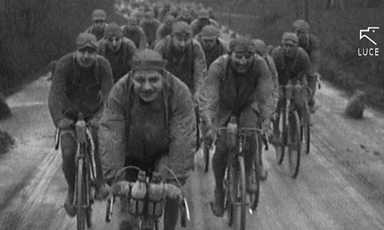 Il colore della fatica, il fascino del ciclismo in bianco e nero