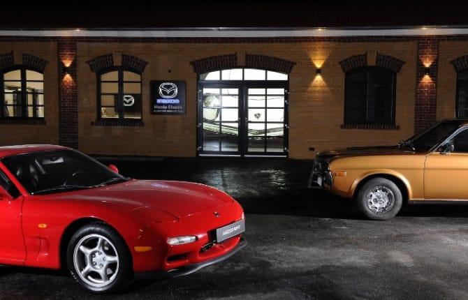 Mazda Classic, in Germania il primo museo storico