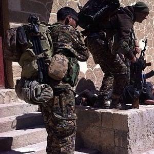 """Il ritorno del compagno Libertà: """"Ho combattuto contro l'Isis e sono stanco di quell'inferno"""""""