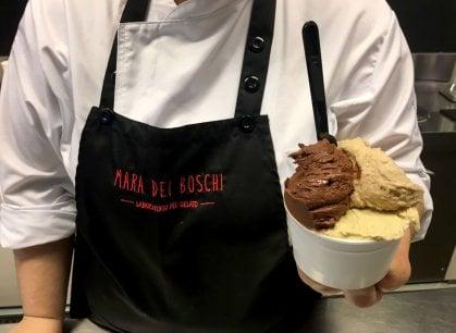 Nel cuore multietnico di Torino la gelateria che punta su natura e Piemonte