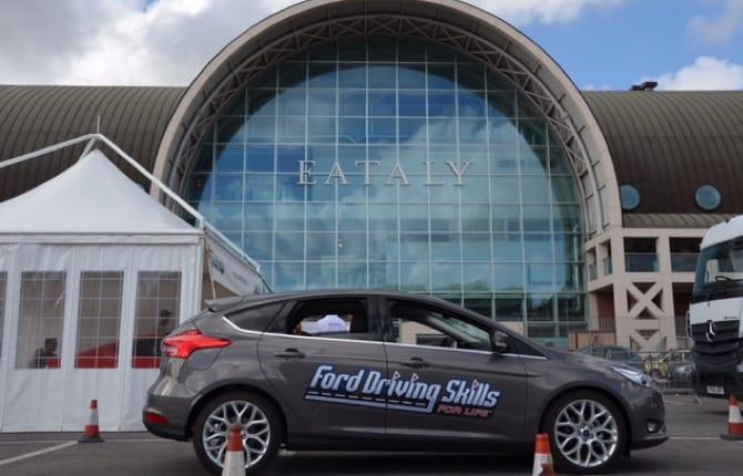 Driving Skills For Life, tutti a scuola da Ford