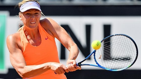 Maria Sharapova Calendario 2020.Tennis Internazionali Sharapova Avanti Facilmente