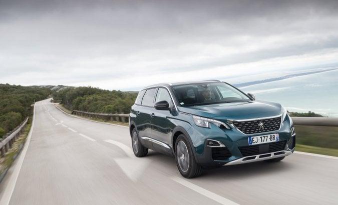 Nuovo Peugeot 5008, che rivoluzione