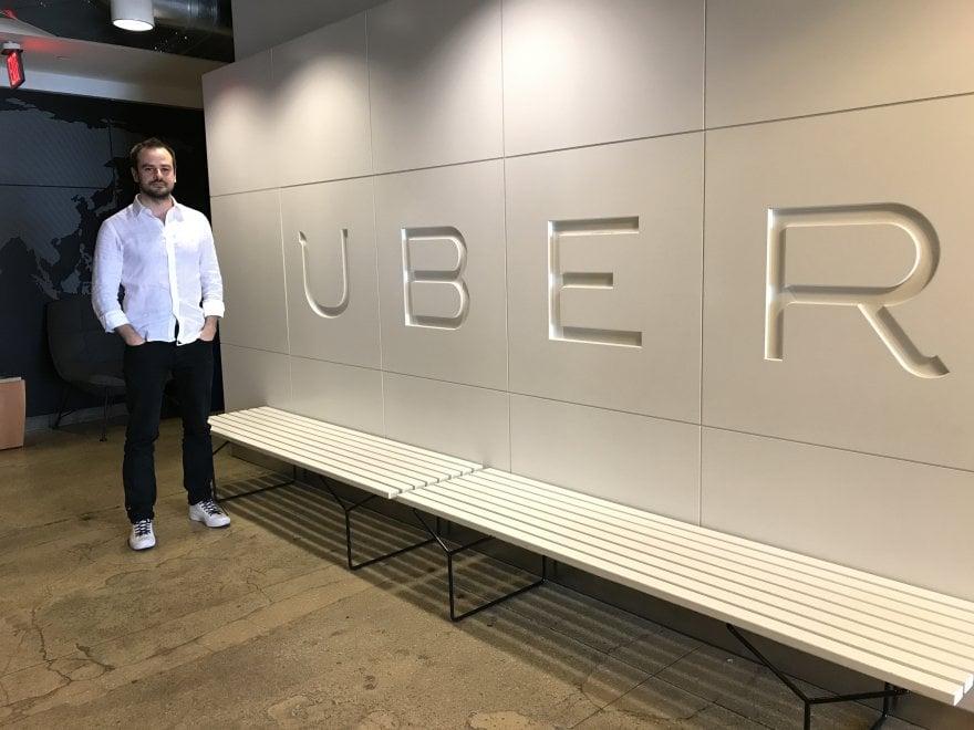 L'italiano di Uber che cerca di prevedere il futuro