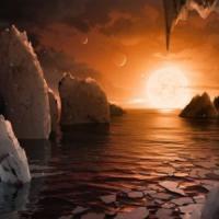 L'armonia perfetta dei sette pianeti di Trappist-1