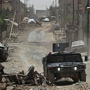 Iraq, conto alla rovescia per Mosul: le truppe governative attorno alla moschea di Al Baghdadi