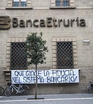 """Etruria, il """"paziente zero"""" della crisi: da Arezzo parte la valanga del credito"""