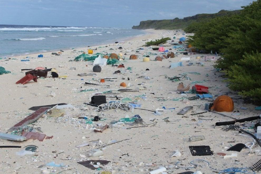 L'isola incontaminata diventata la più inquinata al mondo