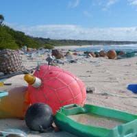 Pacifico, 38 milioni pezzi di plastica: così l'isola incontaminata è diventata la più...