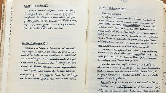 Amanti, cognac e colpi bassi: una giornata all'Einaudi