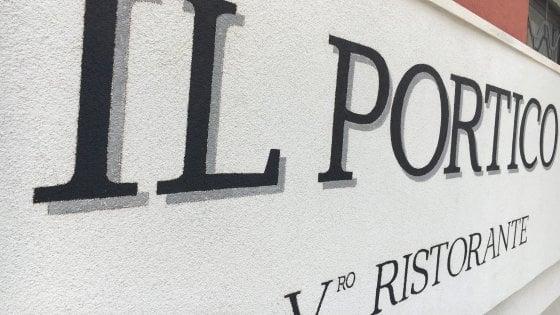 Paolo Lopriore al Portico, con la luce negli occhi di chi si sente libero