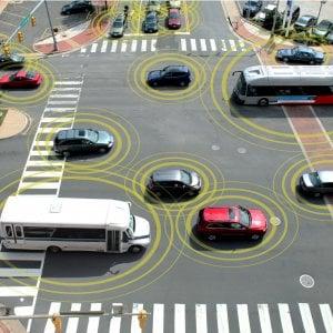 Auto connesse, nel 2022 Europa primo mercato al mondo