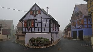 Magie d'Alsazia -   foto