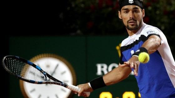 Tennis, Internazionali: il capolavoro di Fognini, eliminato Murray