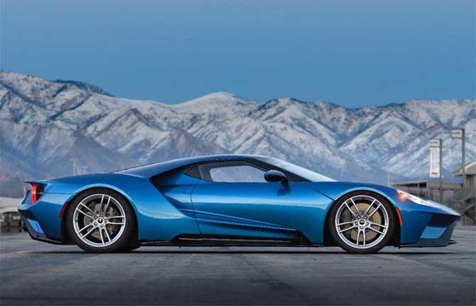 Ford GT, molto più di una supercar