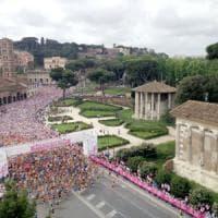 Roma, torna 'Race for the Cure': di corsa contro il tumore al seno