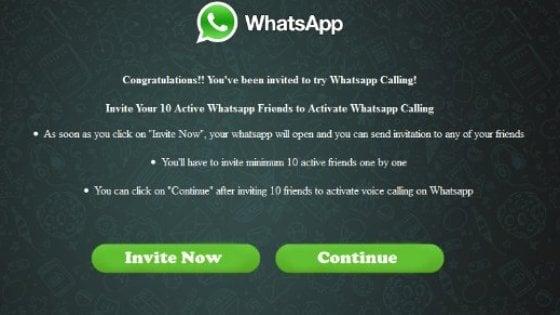 WhatsApp, l'esca del nuovo look: occhio alla truffa dei colori