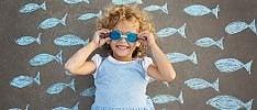 Mai più bastoncini di pesce,  ai bambini date le triglie  di E.NASELLI    Le ricette  di Pappa Fish    LO SPECIALE    I  piatti  regionali di Slow Fish