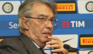 Inter, Moratti non ha dubbi: ''Chi in panchina? Sarri''