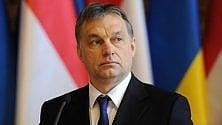 Il primo ministro  Viktor Orbàn  riceve un severo avvertimento  dal Parlamento Europeo  di PAOLO SOLDINI