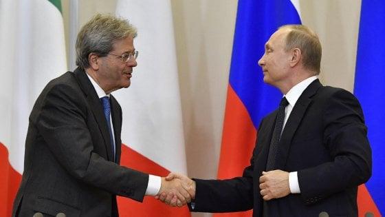 """Putin: """"Nessun segreto tra noi e Usa. Pronti a dare la registrazione del colloquio con Lavrov"""""""