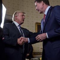 Trump, Comey e Russia Gate:  i protagonisti e le tappe dello scontro che fa tremare la Casa Bianca
