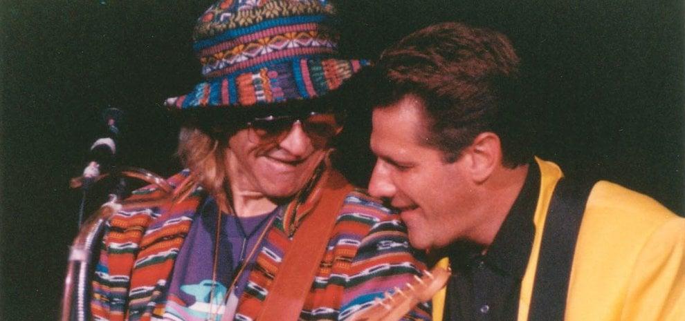 Eagles, Deacon Frey al posto del padre Glenn
