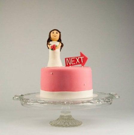 Divorce cake, quando il matrimonio finisce con una torta