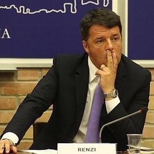 """Legge elettorale, Renzi: """"Approviamola primi di giugno"""""""