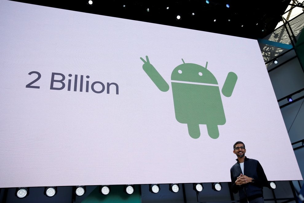 Google I/O, le novità: intelligenza artificiale e Android che 'cresce'