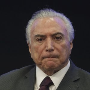 Tempesta politica in Brasile, un audio inchioda Temer per corruzione