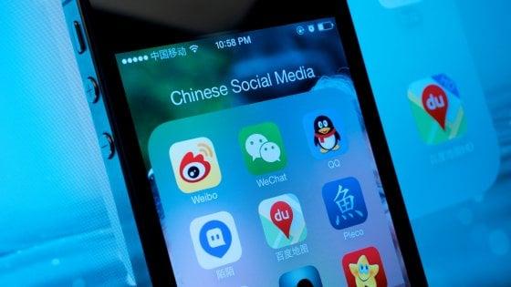 Social, ecco il sorpasso cinese: Weibo ha più utenti attivi di Twitter