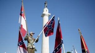 La guerra delle statue di New Orleans