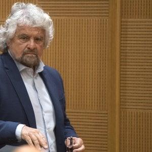 """M5S, Grillo: """"Sindaci esclusi da candidatura premier"""""""