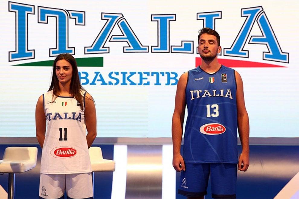 Basket, Spalding firma la nuova maglia della Nazionale