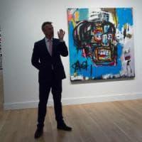 Basquiat, asta record: 110,5 milioni di dollari