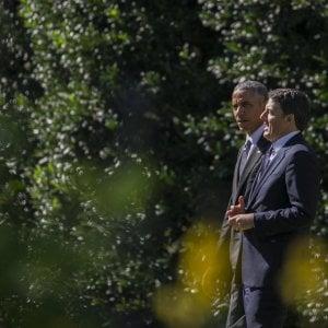 Vacanze in Toscana per Obama e cena con Renzi