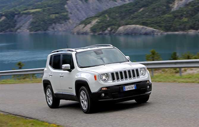 Jeep Renegade, ora anche a Gpl