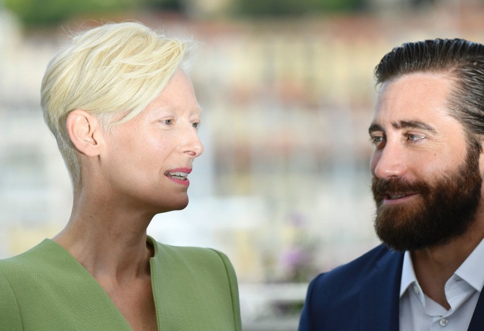 Cannes, Tilda Swinton e Jake Gyllenhaal sulla croisette per 'Okja'